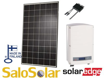 Sun panel salosolar solar edge